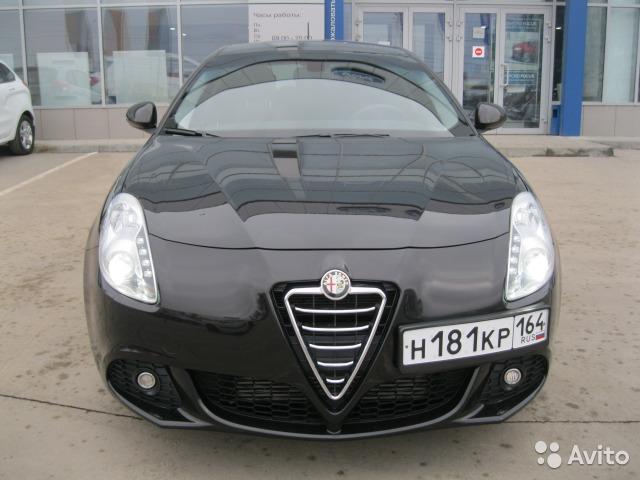 Alfa Romeo Giulietta, 2014