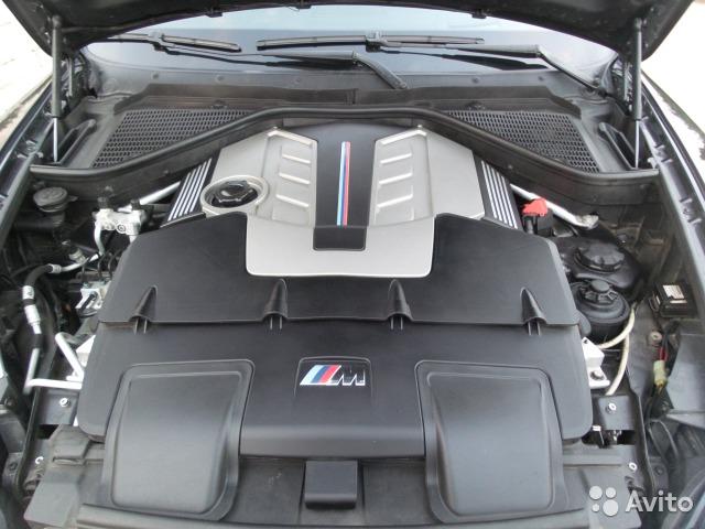 BMW X6 M, 2009