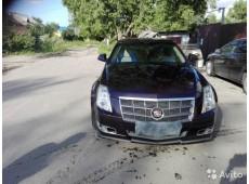 Cadillac CTS, 2009