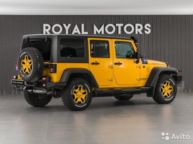 Jeep Wrangler, 2014