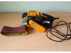 Электрическая ленточная шлифовалка JCB