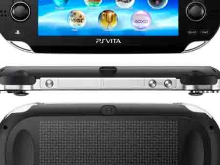 Игровая приставка - PS VITA-Sony PlayStation Portable с набором игр в комплекте