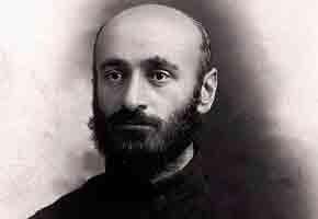 Մաթեւոս Իզմիրլյանին (1910, 12 հունվար, Ս. Էջմիածին)