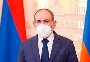 Премьер-министр Никол Пашинян провел очередной брифинг после заседания комендату