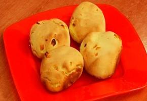 Եգիպտացորենով հաց
