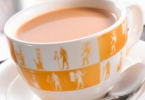 Կաթով թեյ